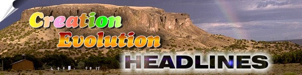 Click Here to access the latest in Creation - Evolution Headlines!!