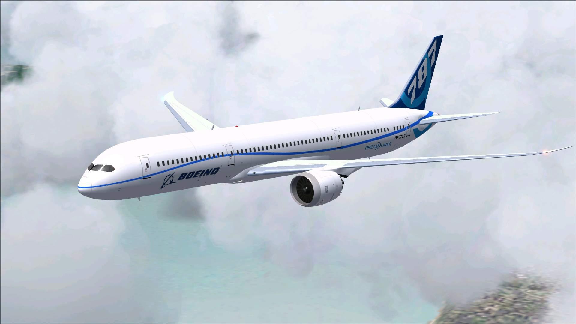 Flight Sim Screen Shots