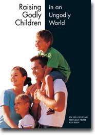 "Click Here to Order ""Raising Godly Children"" DVD by Ken Ham of Answers In Genesis !!"