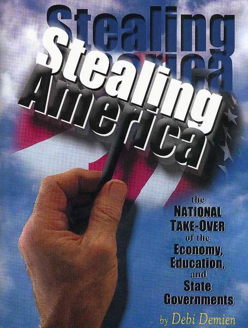 """Stealing America"" Click Here for ORDER FORM"
